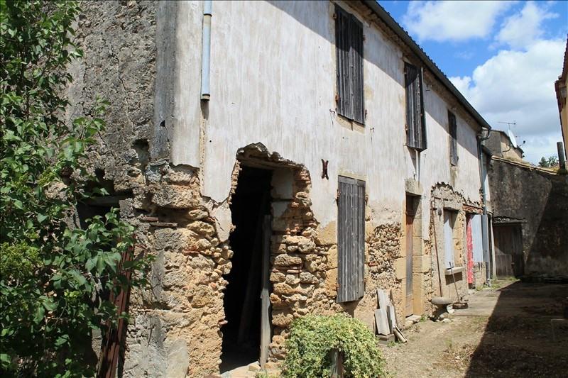 Vente maison / villa Langon 92500€ - Photo 1