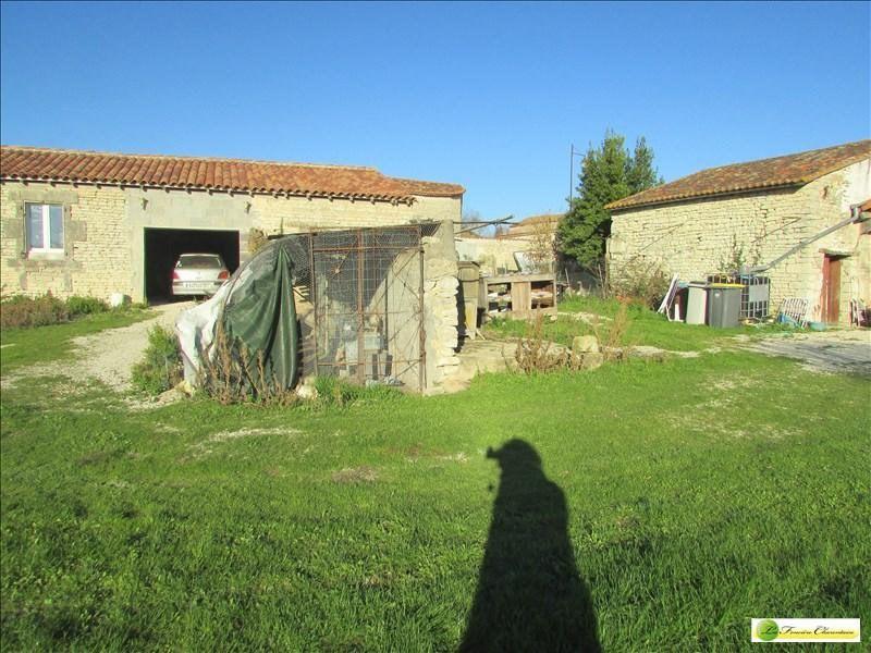 Vente maison / villa Marcillac lanville 77000€ - Photo 6