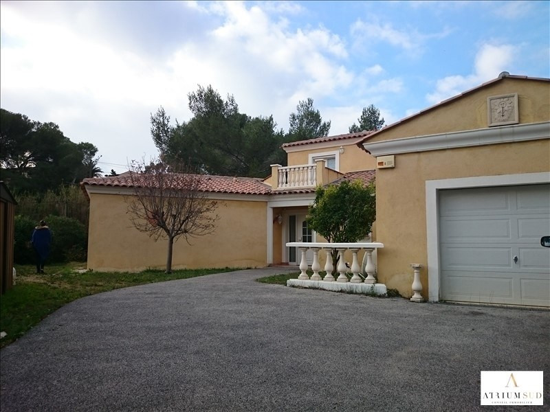 Vente de prestige maison / villa St raphael 636000€ - Photo 1