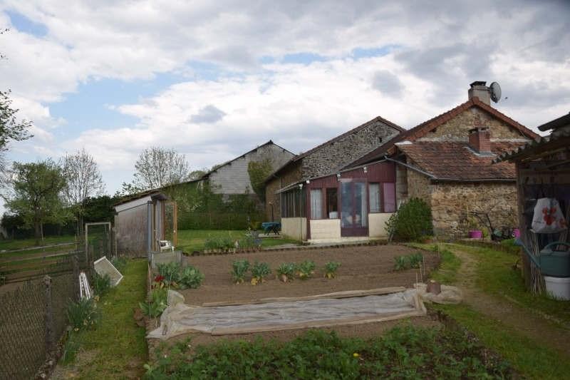 Sale house / villa Roziers st georges 85000€ - Picture 6
