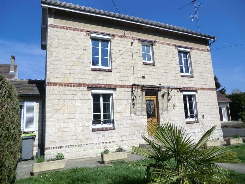 Sale house / villa Coye la foret 408000€ - Picture 1
