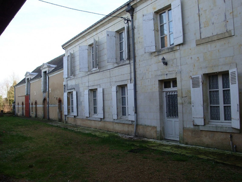 Sale house / villa Bauge 95 000€ - Picture 1