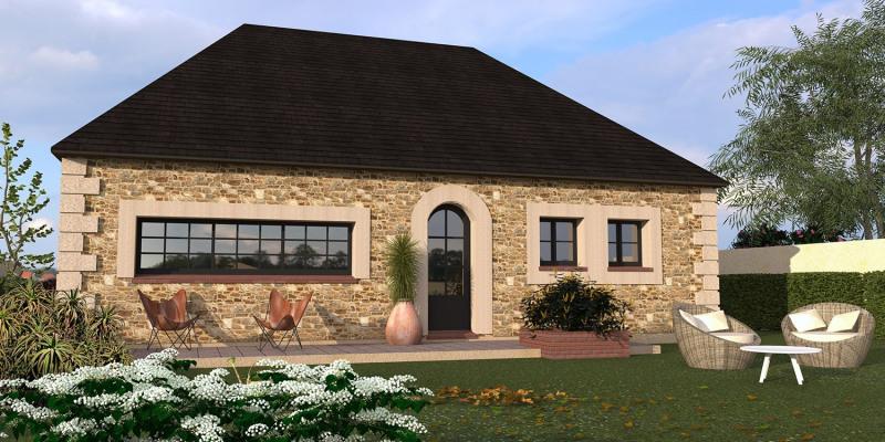 """Modèle de maison  """"Wagram 123"""" à partir de 5 pièces Val-de-Marne par MAISONS BERVAL – DIRECTION COMMERCIALE"""