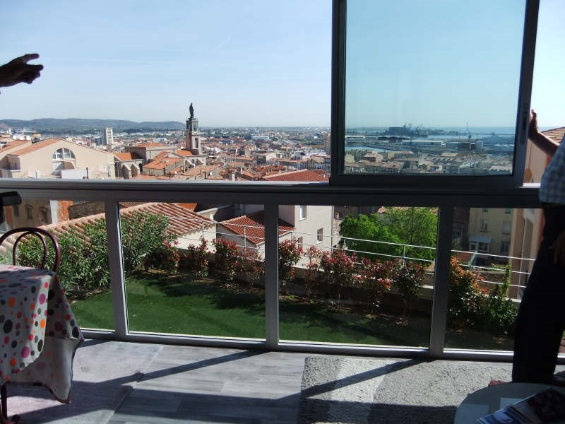 Rental apartment Sete 600€ CC - Picture 4