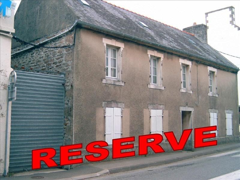 Sale house / villa Plozevet 48150€ - Picture 1