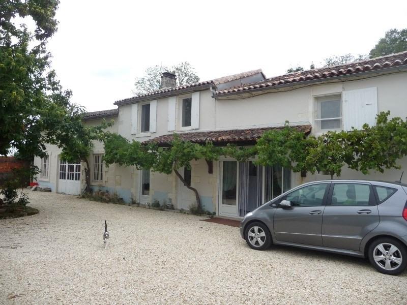 Sale house / villa Reparsac 160500€ - Picture 1