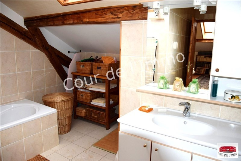Sale apartment Ville en sallaz 270 000€ - Picture 6