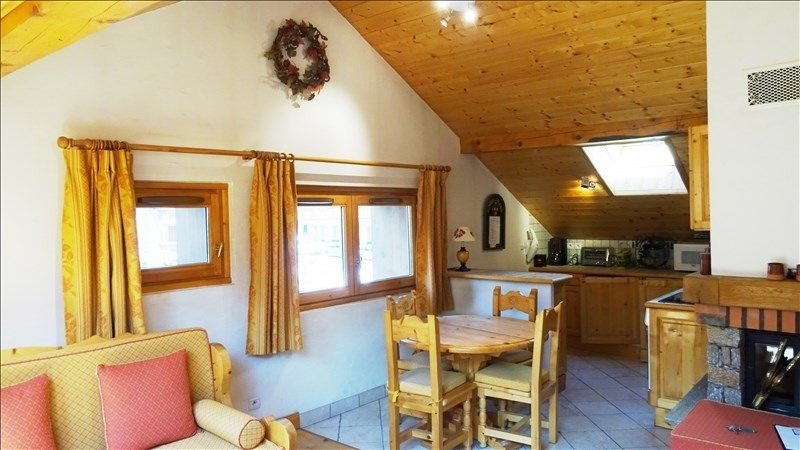 Vente de prestige appartement Meribel 568 000€ - Photo 1