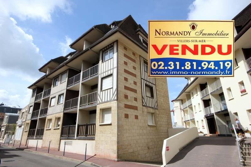 Sale apartment Villers sur mer 129000€ - Picture 1