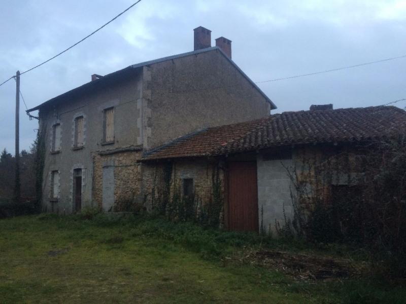 Vente maison / villa Peyrilhac 130000€ - Photo 1