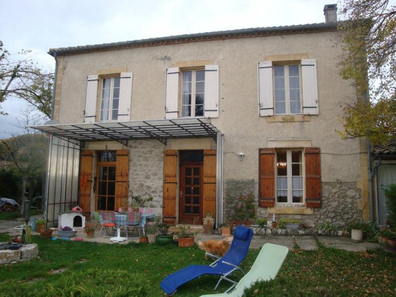 Sale house / villa Puymirol 228000€ - Picture 1