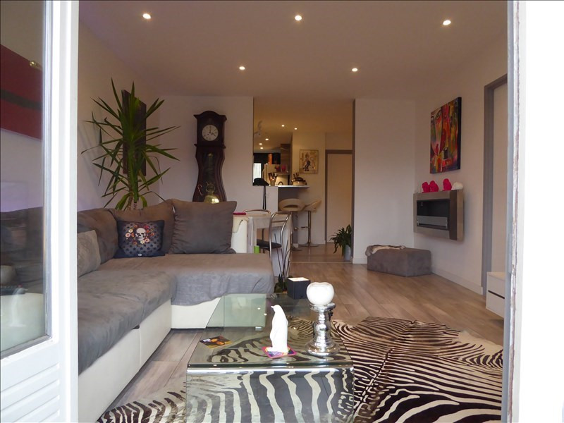Vente appartement Villeurbanne 302000€ - Photo 2