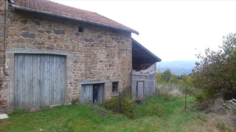 Vente maison / villa La chapelle agnon 99 000€ - Photo 2