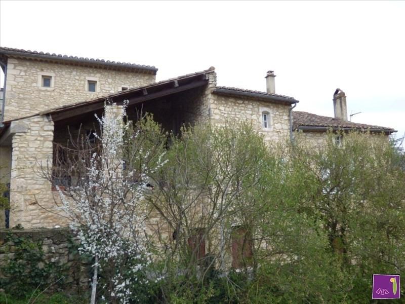 Venta  casa Barjac 169000€ - Fotografía 2