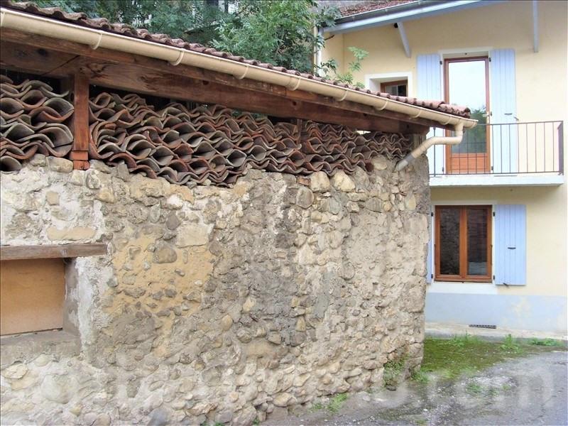 Vente maison / villa St jean en royans 59500€ - Photo 9
