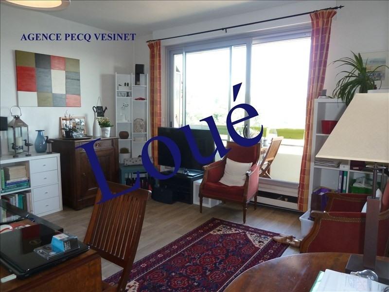 Location appartement Le pecq 665€ CC - Photo 1