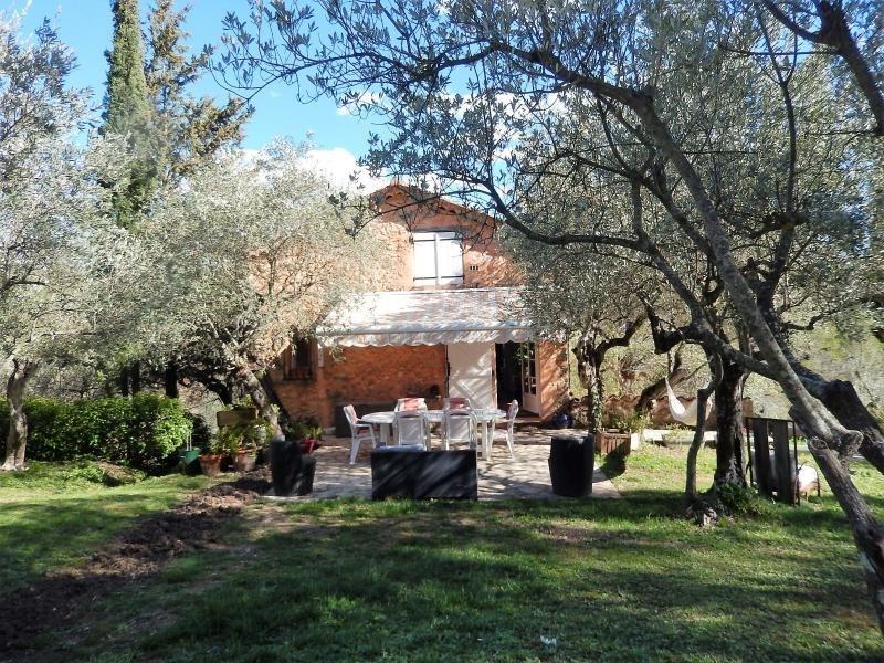Sale house / villa Claviers 440000€ - Picture 2