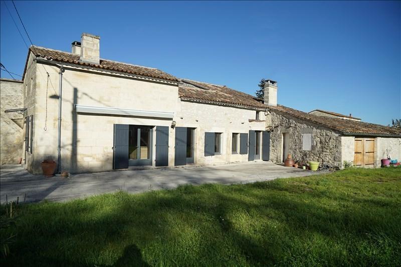 Sale house / villa St andre de cubzac 353000€ - Picture 1