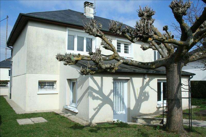 Vente maison / villa Vendome 153000€ - Photo 1