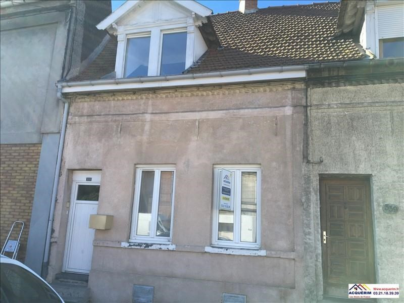 Investment property house / villa Henin beaumont 75 000€ - Picture 3