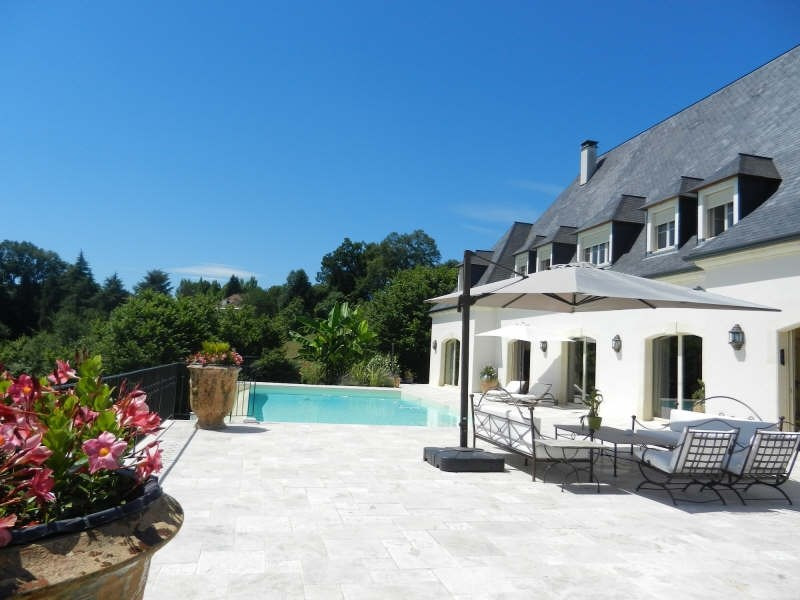 Venta de prestigio  casa Pau 995000€ - Fotografía 3