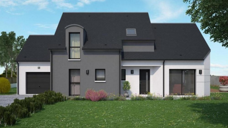 Maison  4 pièces + Terrain 488 m² Artenay par maisons ericlor