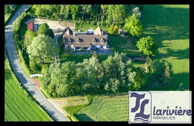 Vente de prestige maison / villa Hardelot plage 624750€ - Photo 1