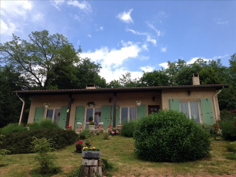 Vente maison / villa Vernioz 296 300€ - Photo 1