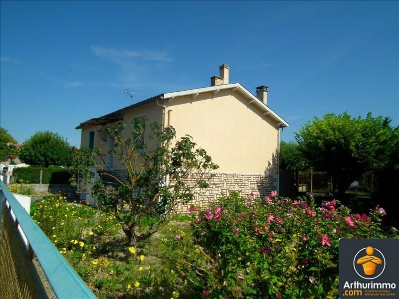 Sale house / villa Matha 86400€ - Picture 6