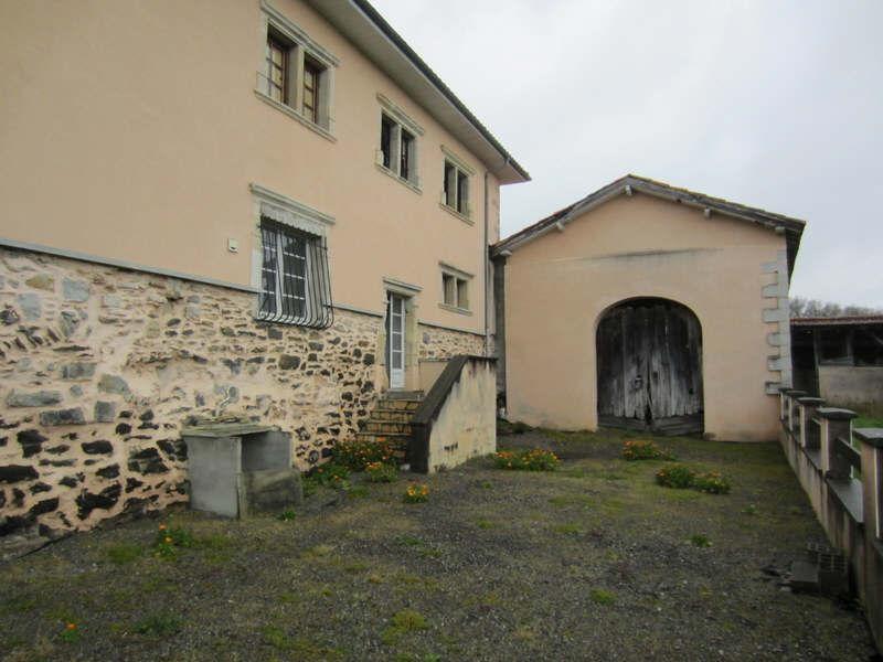 Vente maison / villa Mauleon licharre 139000€ - Photo 1
