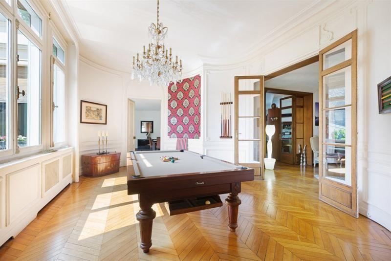 Revenda residencial de prestígio apartamento Paris 16ème 6000000€ - Fotografia 10
