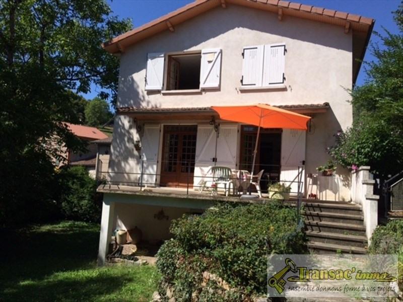 Sale house / villa Escoutoux 128400€ - Picture 4