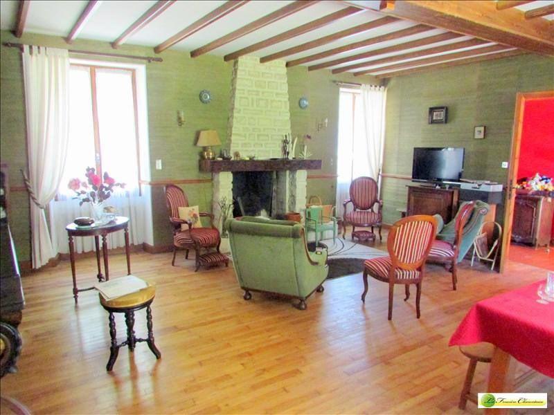 Sale house / villa Aigre 148000€ - Picture 3