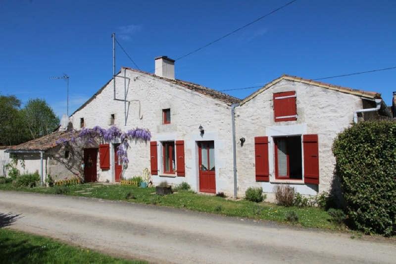 Venta  casa Marcay 126000€ - Fotografía 1