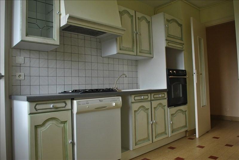 Sale apartment Roanne 58000€ - Picture 2