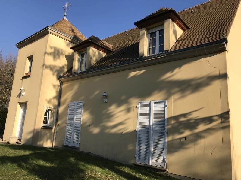 Sale house / villa Villennes sur seine 699000€ - Picture 1