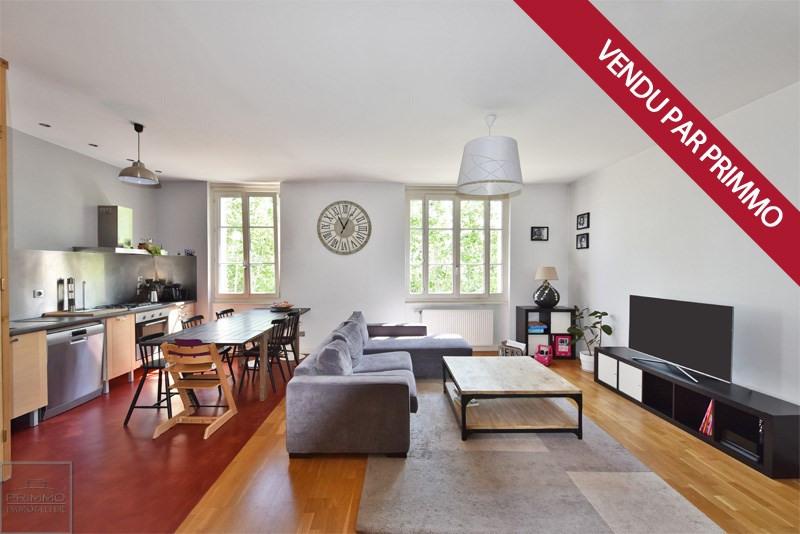 Sale apartment Lyon 6ème 545000€ - Picture 1