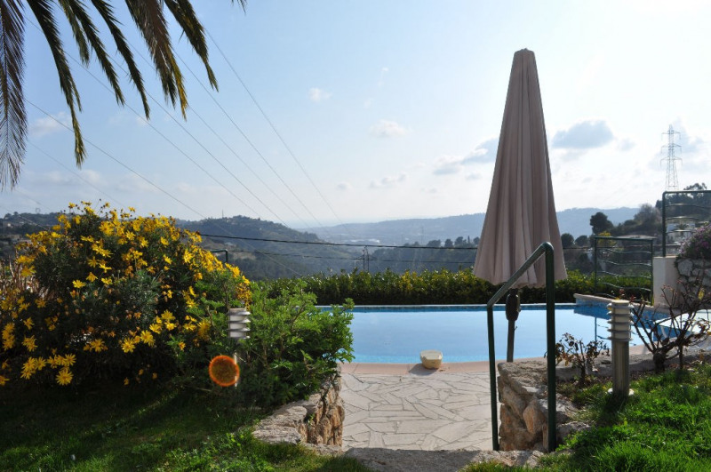 Deluxe sale house / villa Nice 940 000€ - Picture 2