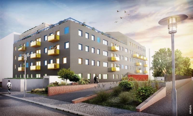 Produit d'investissement appartement Strasbourg 153000€ - Photo 1