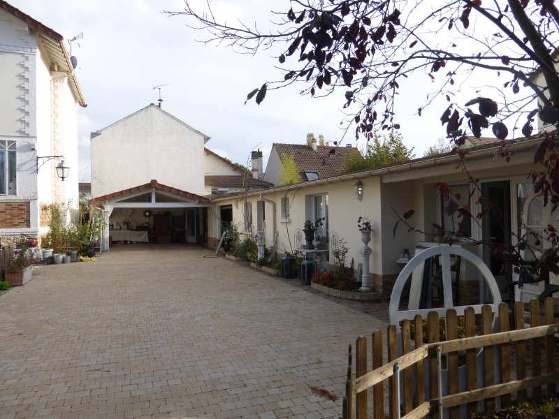 Vente maison / villa St gratien 815000€ - Photo 3