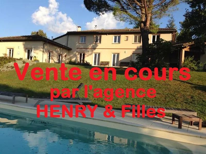 Vente maison / villa Samatan 499000€ - Photo 1
