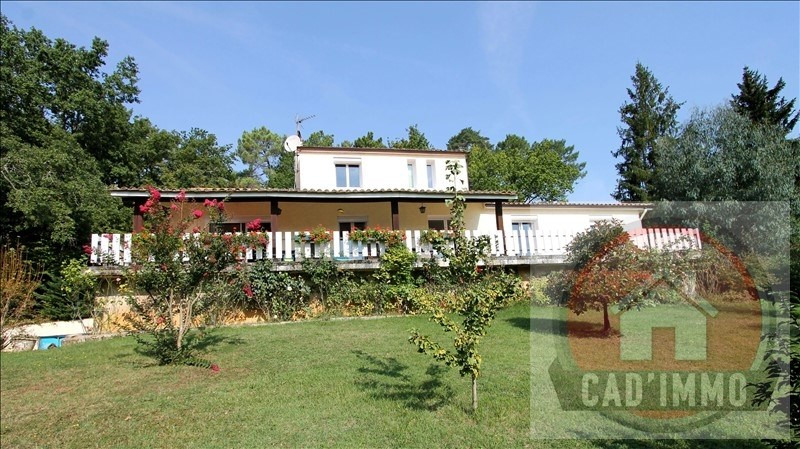 Sale house / villa Lembras 276 000€ - Picture 1