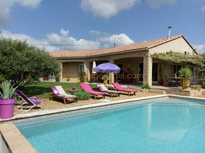 Life annuity house / villa Boisset et gaujac 110000€ - Picture 1