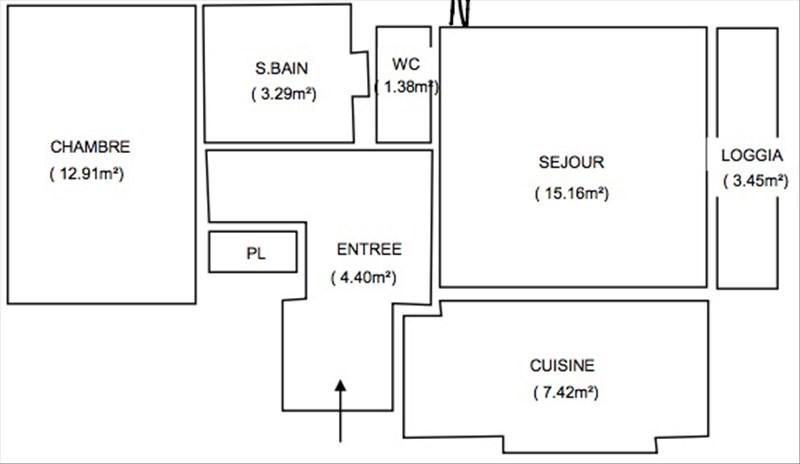 Vente appartement Maisons alfort 190000€ - Photo 10