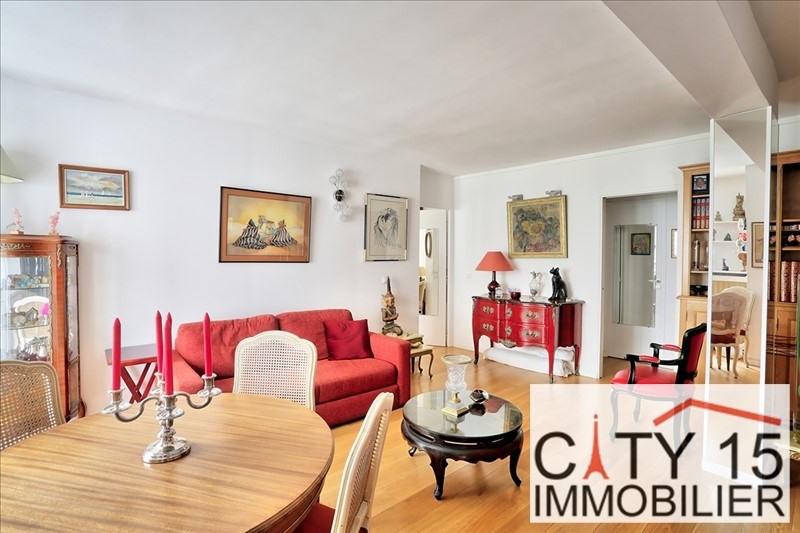 Verkoop  appartement Paris 15ème 585000€ - Foto 10