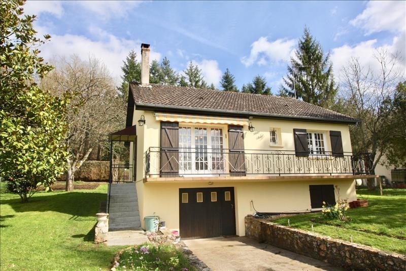 Vente maison / villa La ferriere sur risle 159000€ - Photo 1