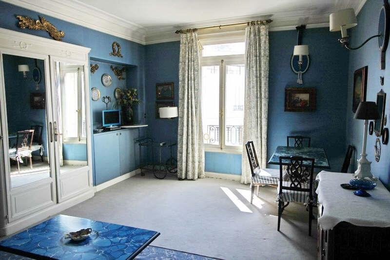 Affitto appartamento Nice 620€+ch - Fotografia 3