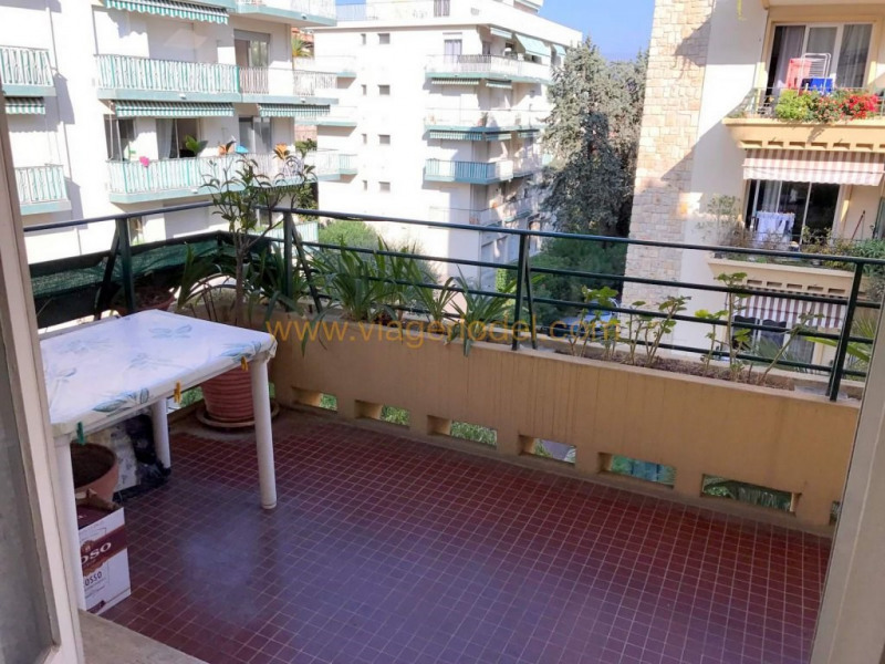 Life annuity apartment Nice 97500€ - Picture 1