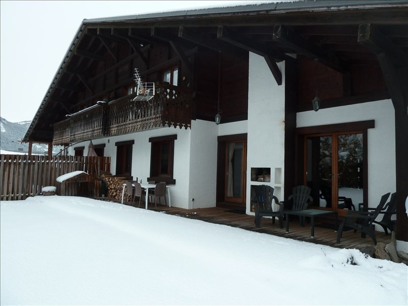 Deluxe sale apartment Les houches 795 000€ - Picture 6