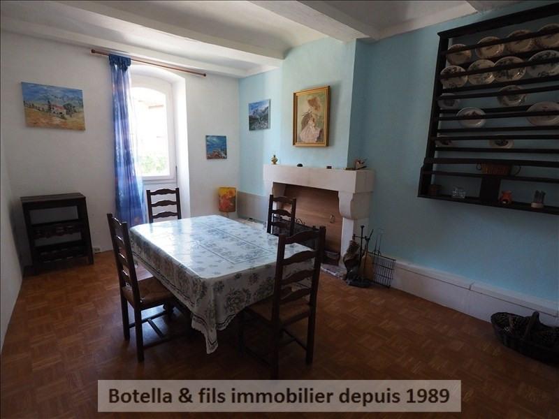 Vente maison / villa Goudargues 157000€ - Photo 2